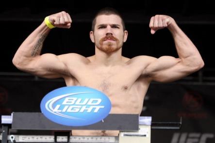 UFC on Versus 5: Weigh-In